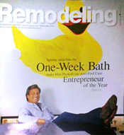 One Week Bath CEO Matt Plaskoff Wins Prestigious Award One Week Bath