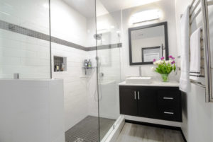 Four Strong and Elegant Floating Vanities