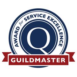 One Week Bath Awarded Guildmaster Award   GuildQuality