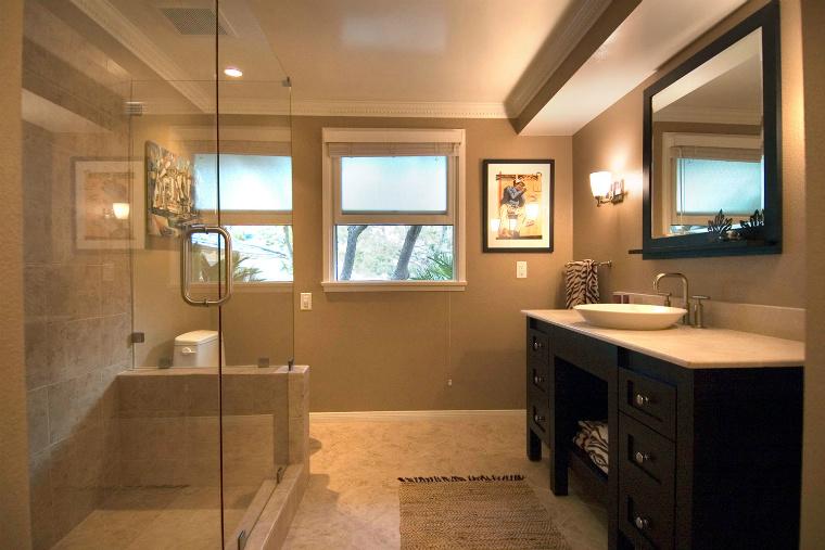 contemporary bathroom design full - Bathroom Upgrade